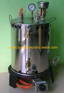 Setrika Uap Laundry Boiler