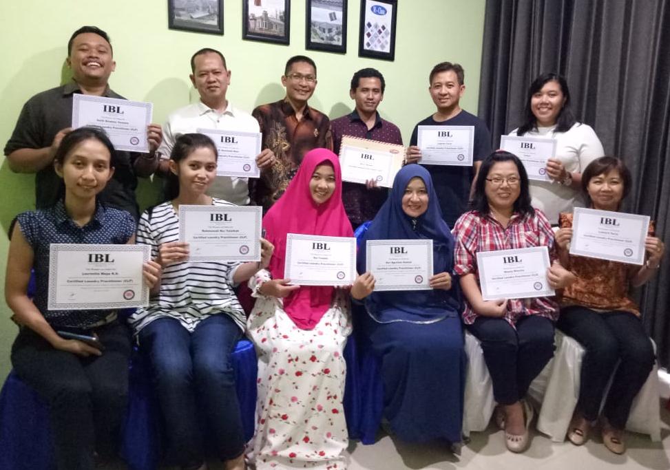 Pelatihan Laundry Indonesia